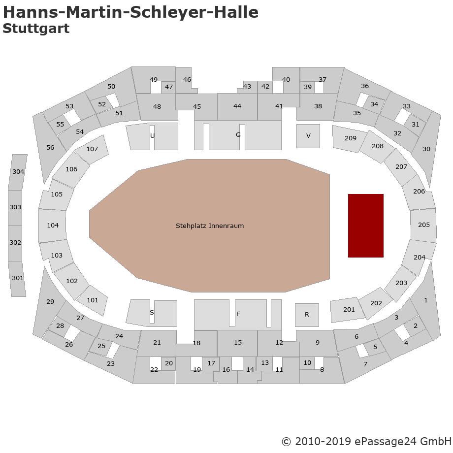 Hanns-Martin-Schleyer-Halle