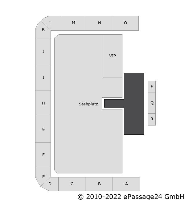 WIRmachenDRUCK Arena