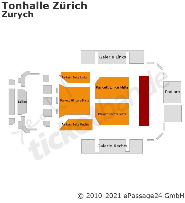 Tonhalle Zürich