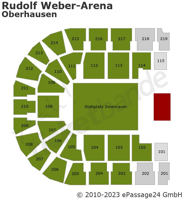 König-Pilsener-Arena