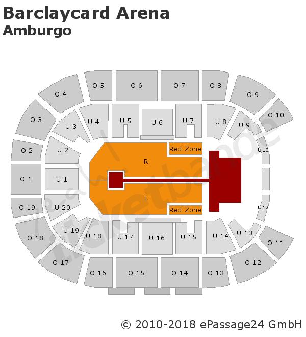 U2 Tickets Barclaycard Arena Hamburg 03102018 2000 Klenkes