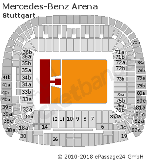 Benz 3d sitzplan mercedes berlin arena 3d mercedes