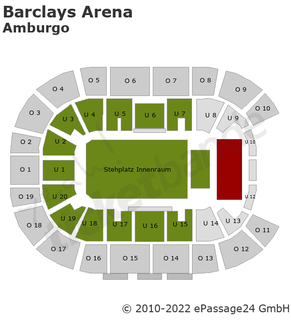Barclaycard Arena (ehem. O2 World)