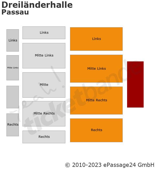 Dreiländerhalle